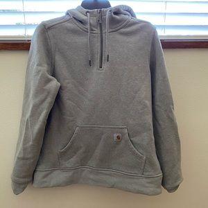 Women's large Carhartt hoodie!